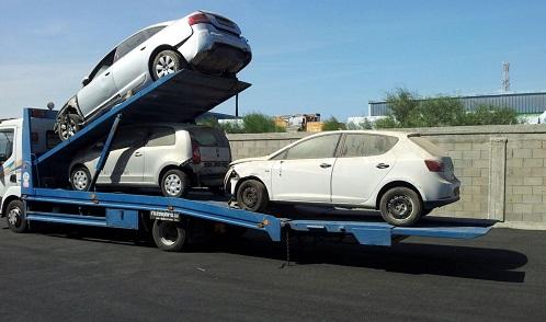פירוק רכבים אחרי תאונה