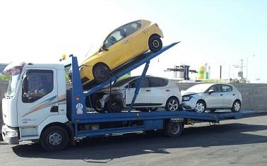 קונה רכבים לפירוק בשרון